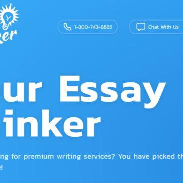 EssayThinker.com Review