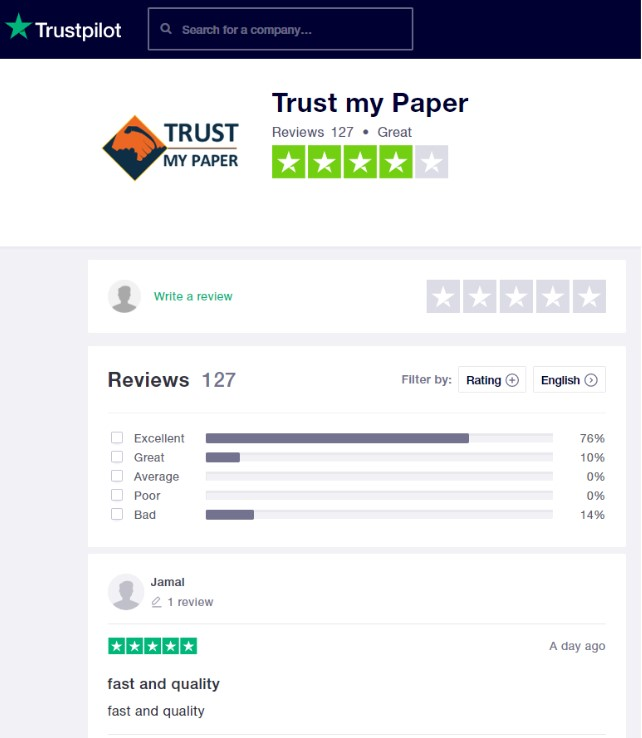 TrustMyPaper Review Feedback